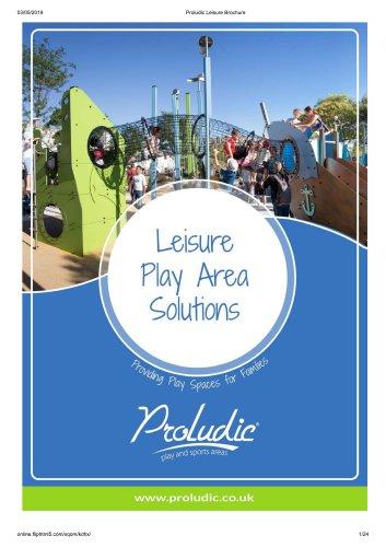 Proludic Leisure Brochure