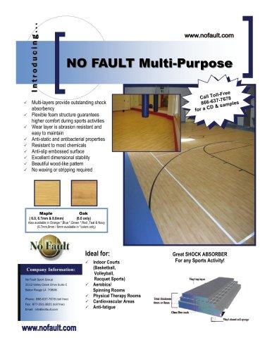 Multi-Purpose Safety Flooring