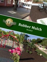 Rubber Mulch Bonded