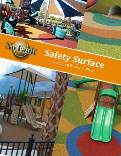 Safety Surface Traditional Poured-in-Place
