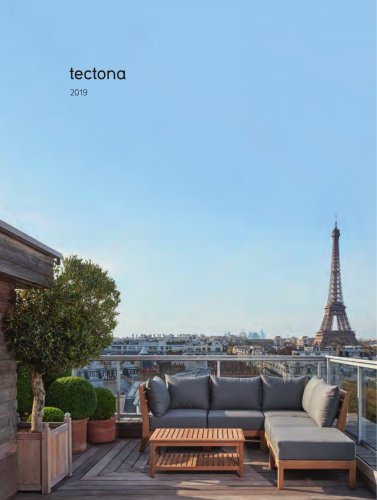 Catalogue Tectona 2019