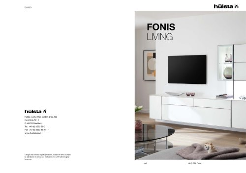 FONIS WOHNEN FONIS LIVING