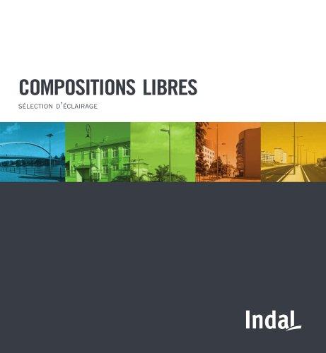 Catalogue Compositions Libres 2009