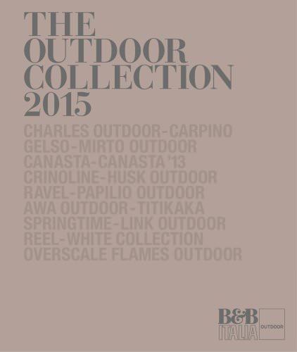 THE OUTDOOR COLLECTION 2015