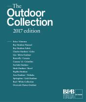 The Outdoor Collection 2017