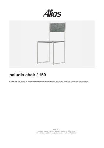 paludis chair / 150