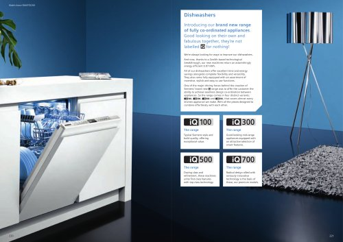 Built-in Dishwashers 2009