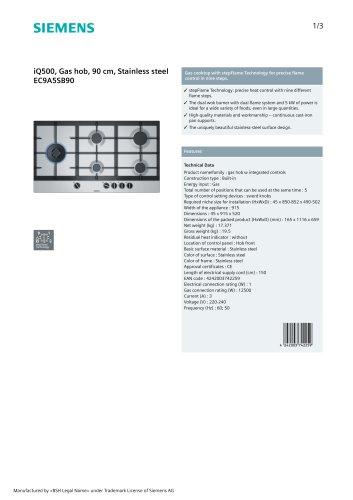 EC9A5SB90