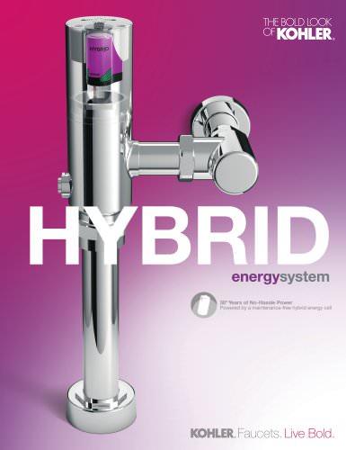 Hybrid Energy Power Cell