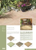 Contemporary paving Ashbourne - 1