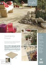 Contemporary paving Finesse - 1