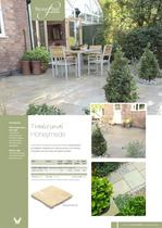 Traditional paving Honeymede - 1