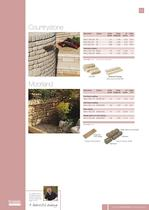 Walling and coping Countrystone - 1