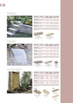 Walling and coping Milldale/ Madoc / Landscape - 1