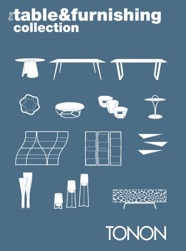 the table&furnishing collection