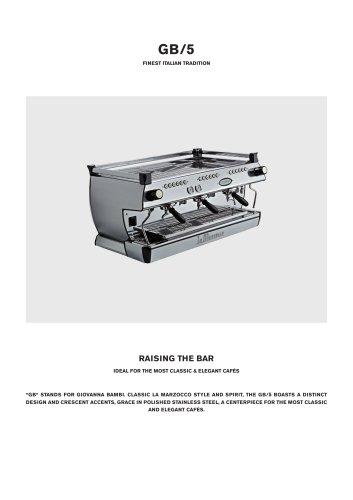 swift - LA MARZOCCO - PDF Catalogs   Documentation   Brochures