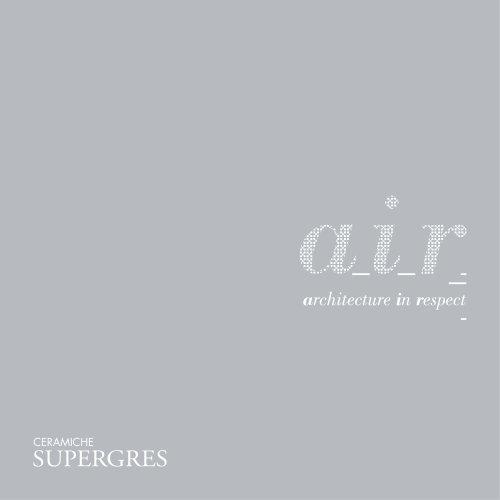 A.I.R - Architecture in Respect