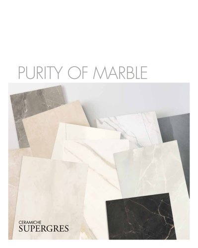 Purity of Marble
