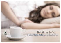 calia italia brochure bedtime sofas