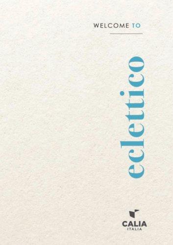 calia italia brochure eclettico
