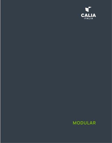 calia italia catalogo modular