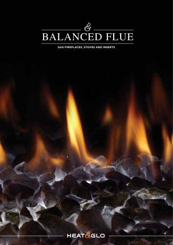 Mezzo Series Gas Fireplace Heat Glo Pdf Catalogs