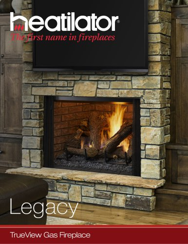 Legacytrueview Brochure Htl 1107u Heatilator Pdf Catalogs