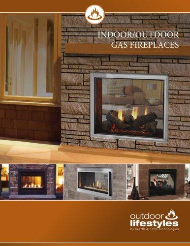 Fortress See Through Gas Fireplace Quadra Fire Pdf Catalogs