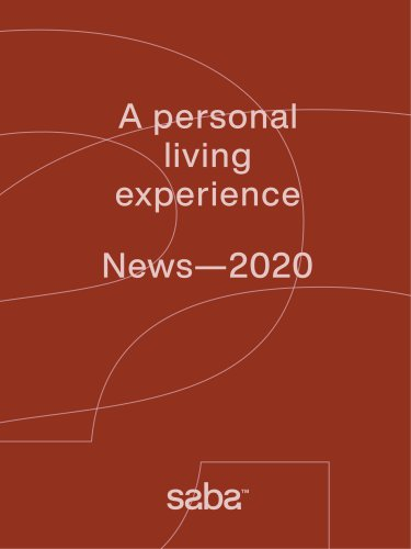 A personal living experience