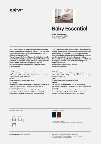 SABA Baby Essentiel
