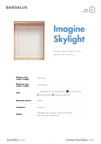 Imagine Skylight