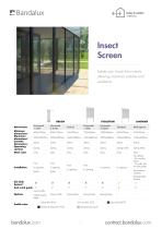 Insect Screen - 1