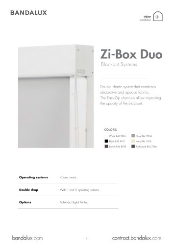Zi-Box Duo