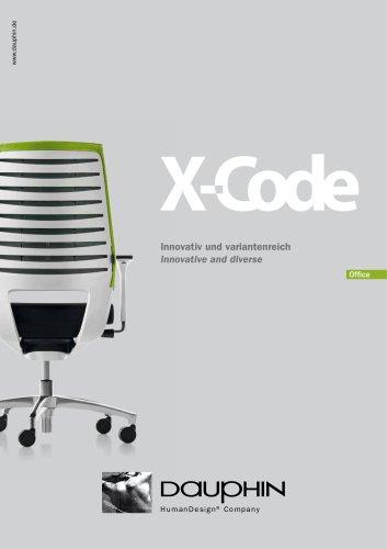 Swivel chair XC Series