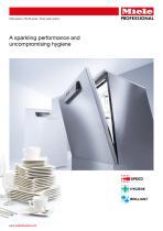 Dishwashers PG 8055 -PG 8059