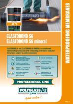 Elastomeric Membranes Elastobond s6  Elastobond s6 Mineral