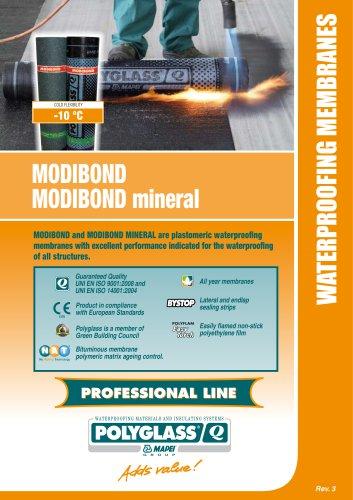 MODIBOND / MODIBOND mineral