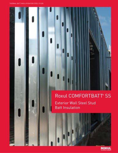 COMFORTBATT Steel Stud