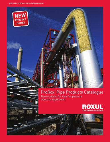 ProRox Pipe products