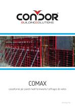 COMAX wall formworks - 1