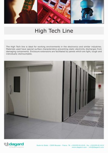 High Tech Line