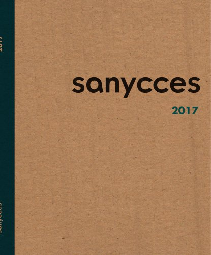 Sanycces Catalogue 2017