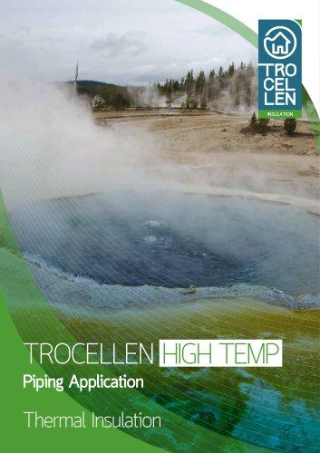 HIGH TEMP - Applicazioni per tubazioni - Isolamento Termico