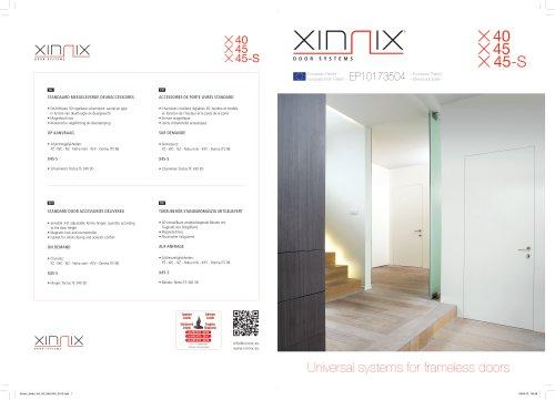 X40/X45/X45-S