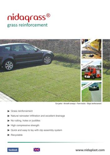 Nidagrass Brochure