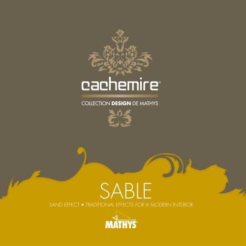 Cachemire SABLE