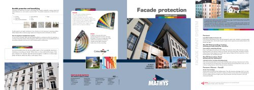 Facade Paint Systems