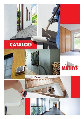 Mathys catalog