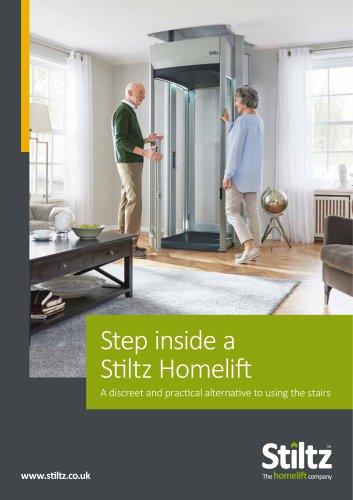 Step Inside a Stiltz Homelift