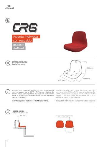 CR6 seats